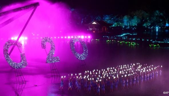 G20 bế mạc với đồng thuận về tăng trưởng kinh tế thế giới - Ảnh 1.