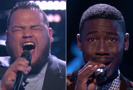 The Voice Mỹ: Nổi da gà trước màn trình diễn bản hit Hello của Adele - Ảnh 1.