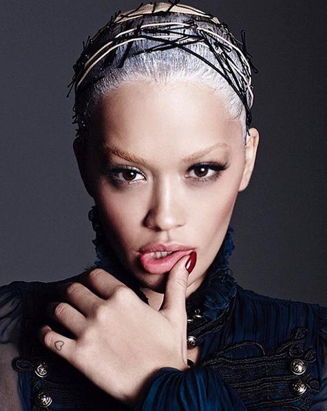 Americas Next Top Model: Rita Ora không thua gì mẫu chuyên nghiệp - Ảnh 11.