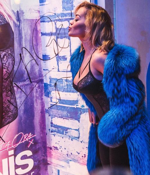 Americas Next Top Model: Rita Ora không thua gì mẫu chuyên nghiệp - Ảnh 9.