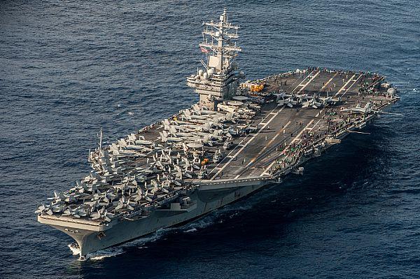 Thời tiết xấu, Mỹ trì hoãn triển khai kỵ binh tới bán đảo Triều Tiên - Ảnh 2.