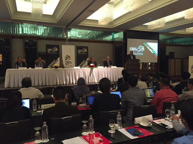 SEA Games 29: Malaysia dự kiến truyền hình trực tiếp 14/38 môn thi đấu - Ảnh 1.
