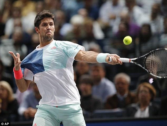 Vòng 2 Paris Masters: Murray thắng nhọc, Wawrinka thua sốc - Ảnh 1.