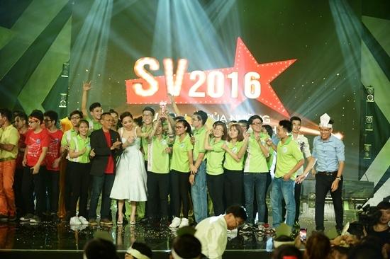 Chung kết SV 2016: Hấp dẫn, đầy kịch tính! - Ảnh 1.