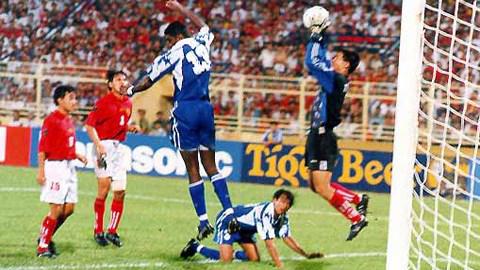 Nhìn lại Tiger Cup 1998: Giải đấu tiếc nuối nhất của bóng đá Việt Nam - Ảnh 3.