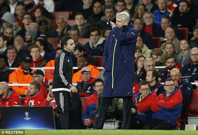 Arsene Wenger lại có thêm cột mốc đáng nhớ với Arsenal - Ảnh 1.