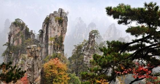 10 điểm ngắm mùa thu rực rỡ ở Trung Quốc - Ảnh 7.