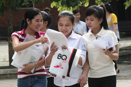 Nhiều thí sinh có hồ sơ xét tuyển Đại học không hợp lệ
