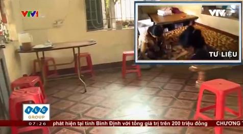 Thu hồi bánh Trung thu bẩn tại Thị trấn Kim Bài, huyện Thanh Oai - Ảnh 1.