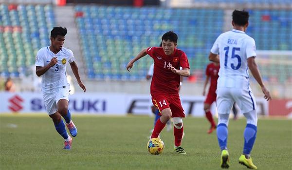 Lò đào tạo HAGL-JMG được khen hết lời sau vòng bảng AFF Cup - Ảnh 1.
