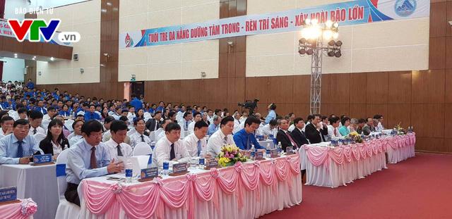 Đại hội Đại biểu Đoàn TNCS Hồ Chí Minh TP. Đà Nẵng nhiệm kỳ 2017-2022 - Ảnh 1.
