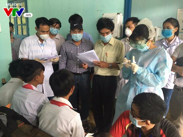 Quảng Nam: Khoanh vùng, cách ly xử lý ổ bệnh bạch hầu - Ảnh 2.