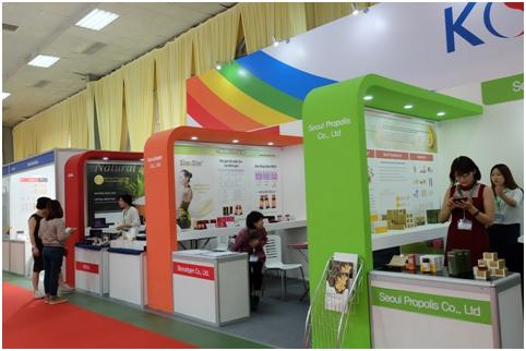 Doanh nghiệp Hàn Quốc tìm cơ hội đầu tư tại Vietnam Expo 2017 - Ảnh 5.