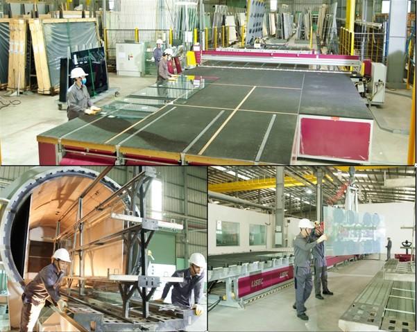 Ngành vật liệu xây dựng: Đầu tư dây chuyền đồng bộ để sản xuất bền vững - Ảnh 1.