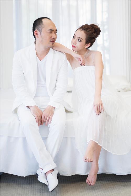 GK Biệt tài tí hon lộ diện trong bộ ảnh hài hước kỷ niệm 6 năm ngày cưới - Ảnh 5.