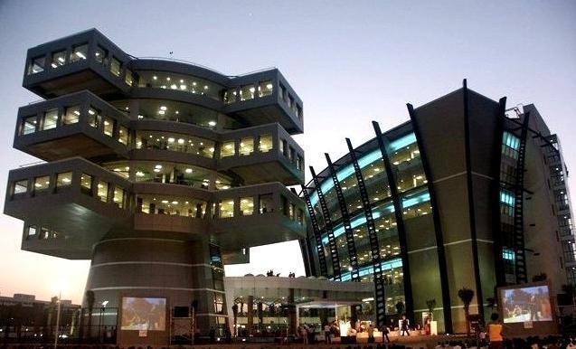 """Những văn phòng """"độc"""" và đẹp nhất Ấn Độ - Ảnh 10."""