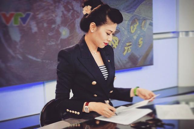 BTV Ngọc Trinh chia sẻ bí kíp diện vest cá tính và quyến rũ - Ảnh 8.