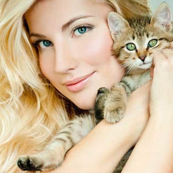 Nuôi thú cưng giúp đẩy lùi stress, giảm nguy cơ bệnh tim - Ảnh 1.