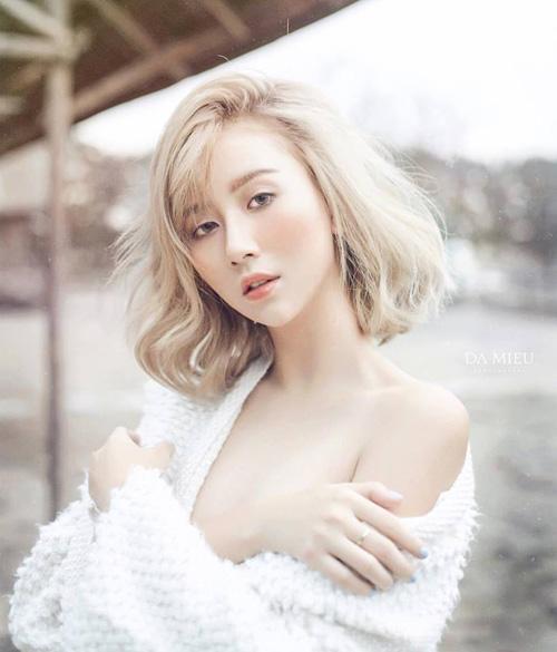 Rũ bỏ hình ảnh dễ thương, Quỳnh Anh Shyn ngày càng sexy, quyến rũ - Ảnh 2.