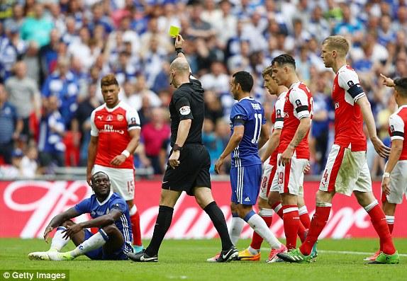 Những hình ảnh đáng nhớ trong ngày đăng quang FA Cup thứ 13 của Arsenal - Ảnh 9.