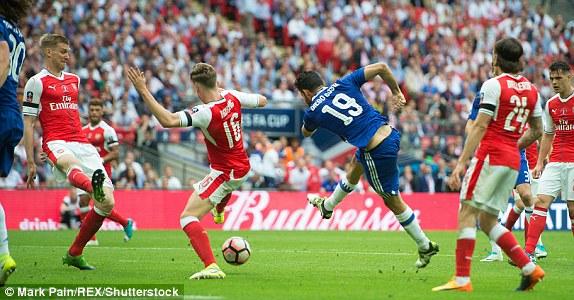 Những hình ảnh đáng nhớ trong ngày đăng quang FA Cup thứ 13 của Arsenal - Ảnh 10.