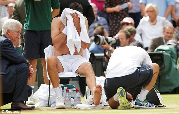 Roger Federer lần thứ 8 vô địch Wimbledon - Ảnh 2.