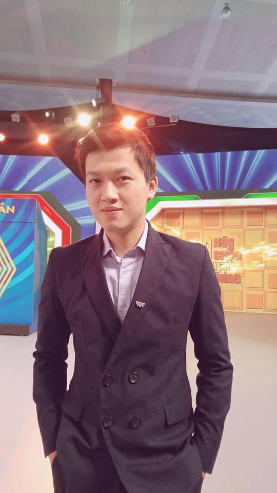 MC Trần Ngọc dỗi khi bị người chơi Hãy chọn giá đúng gọi nhầm tên - Ảnh 1.