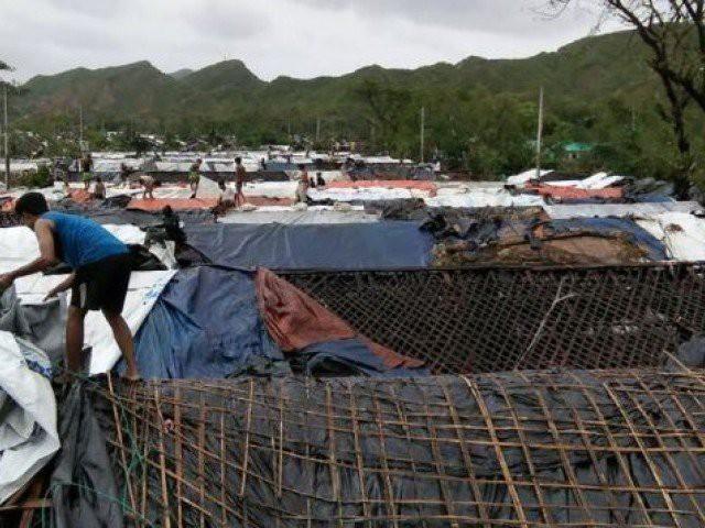 Bão nhiệt đới đổ bộ vào Indonesia, ít nhất 19 người thiệt mạng - Ảnh 1.