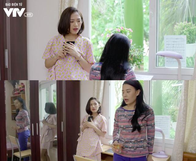 Ngược chiều nước mắt - Tập 2: Chuyện khiến Mai (Phương Oanh) có thai bị vỡ lở, Sơn (Hà Việt Dũng) làm cả nhà náo loạn - Ảnh 3.