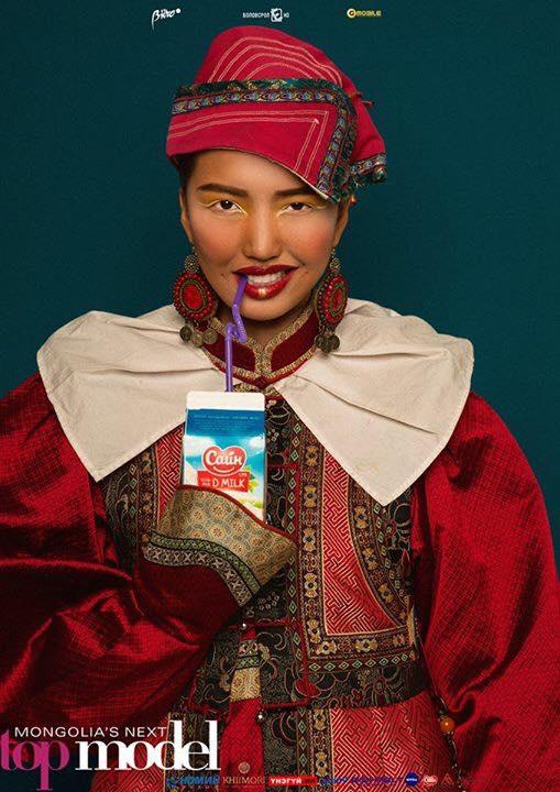 Top Model Mông Cổ ấn tượng ngay từ mùa đầu nhờ concept ảnh siêu độc - Ảnh 3.
