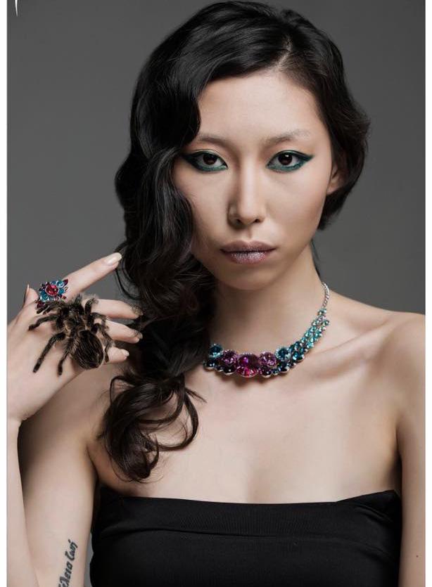 Top Model Mông Cổ ấn tượng ngay từ mùa đầu nhờ concept ảnh siêu độc - Ảnh 6.
