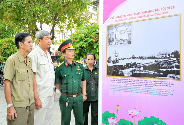 TP.HCM tổ chức nhiều hoạt động kỷ niệm 127 năm ngày sinh Bác Hồ - Ảnh 1.
