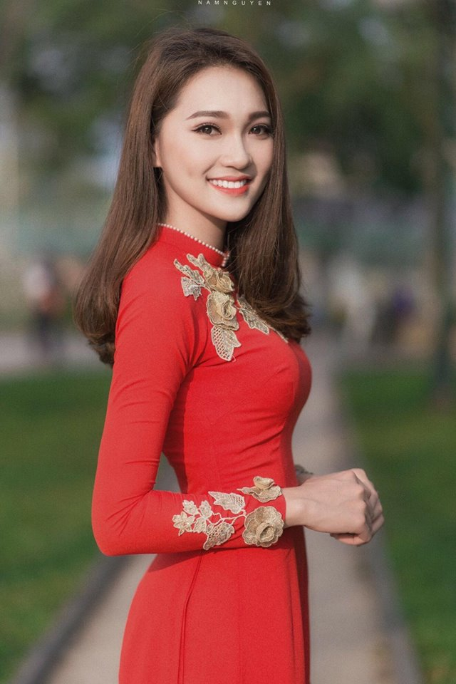 Ngắm nhan sắc người đẹp Hoa hậu Hoàn vũ Việt Nam 2017 bị mắng vì không trung thực - Ảnh 11.