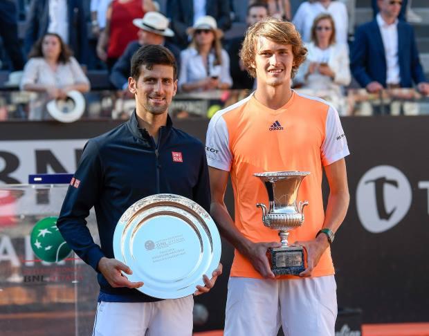Novak Djokovic dè chừng 2 sao mai tại Pháp mở rộng 2017 - Ảnh 1.