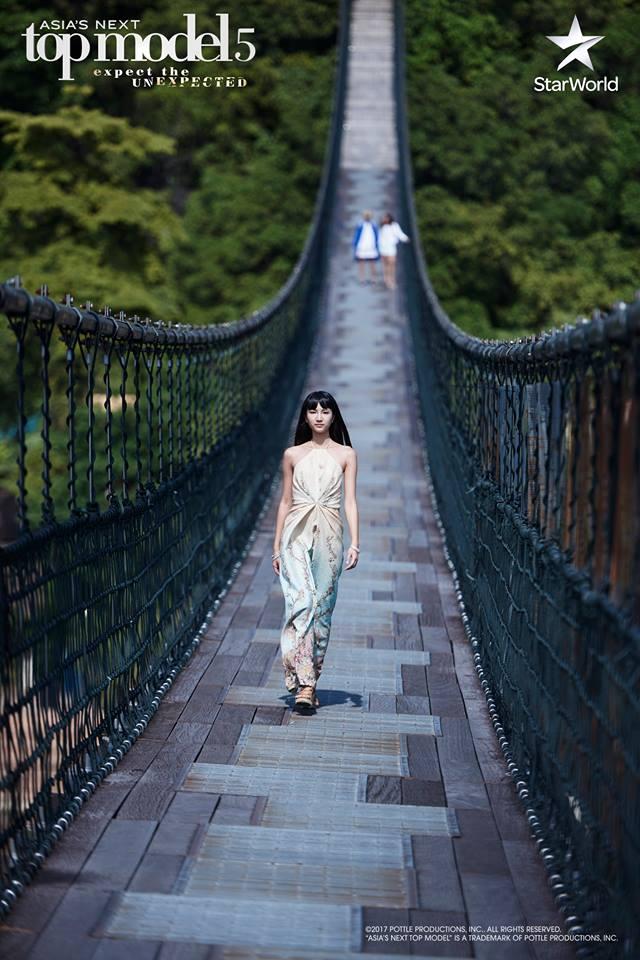Asias Next Top Model: Minh Tú sụt giảm phong độ, tiếc nuối chia tay bạn thân - Ảnh 8.