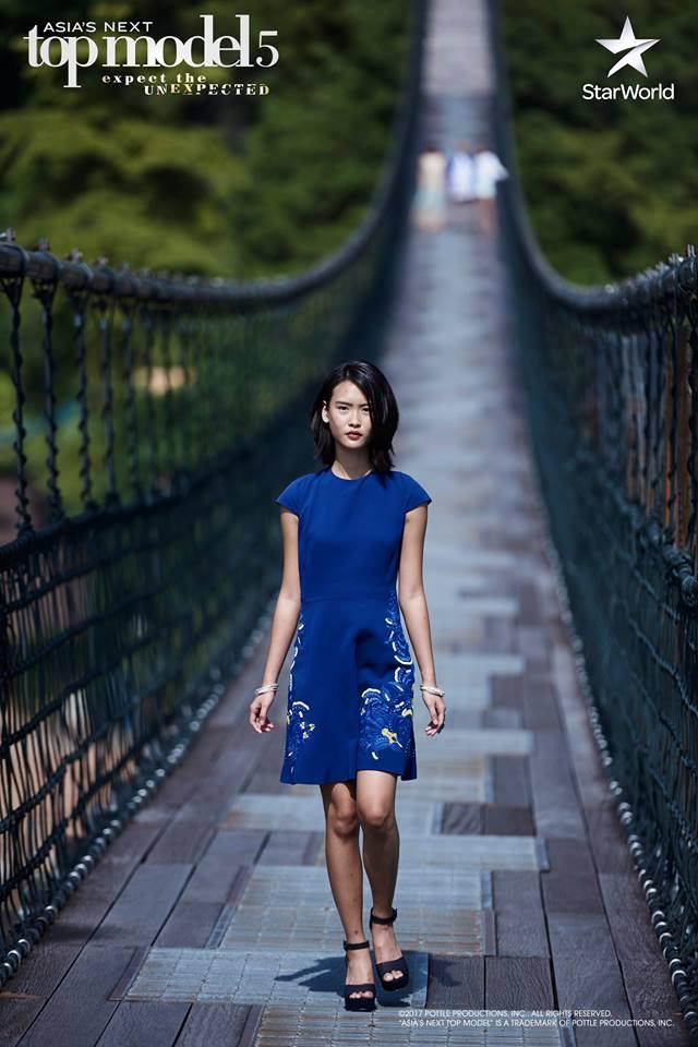Asias Next Top Model: Minh Tú sụt giảm phong độ, tiếc nuối chia tay bạn thân - Ảnh 10.