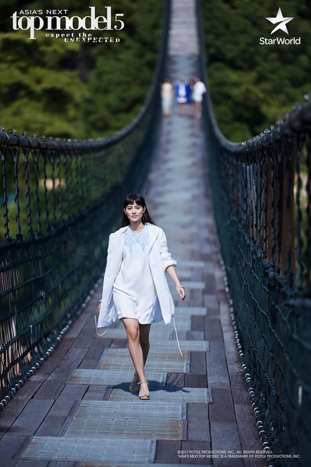 Asias Next Top Model: Minh Tú sụt giảm phong độ, tiếc nuối chia tay bạn thân - Ảnh 9.