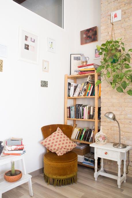 Không gian sống của cặp đôi trong căn hộ ngập tràn ánh sáng - Ảnh 3.