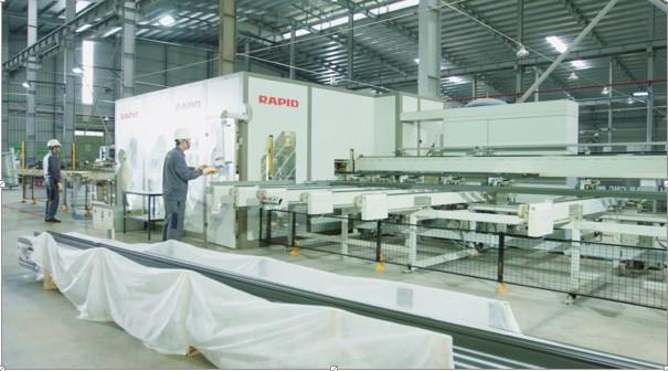 Ngành vật liệu xây dựng: Đầu tư dây chuyền đồng bộ để sản xuất bền vững - Ảnh 2.