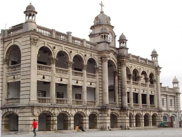 Các trường học có kiến trúc đẹp nhất Ấn Độ - Ảnh 19.