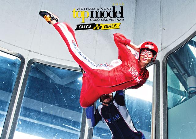 Thót tim những màn phiêu trên không trung của 8 mùa Vietnams Next Top Model - Ảnh 6.