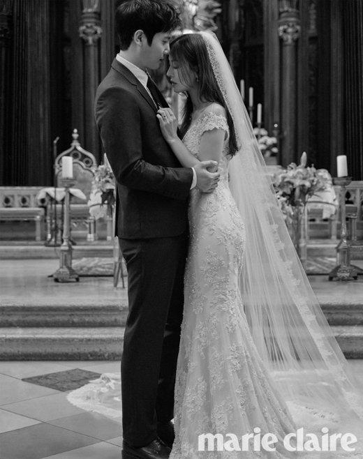 """Cặp đôi """"Gia hòa vạn sự thành"""" đầy phong cách và lãng mạn trong ảnh cưới - Ảnh 1."""