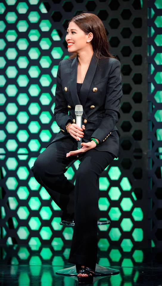 BTV Ngọc Trinh chia sẻ bí kíp diện vest cá tính và quyến rũ - Ảnh 5.