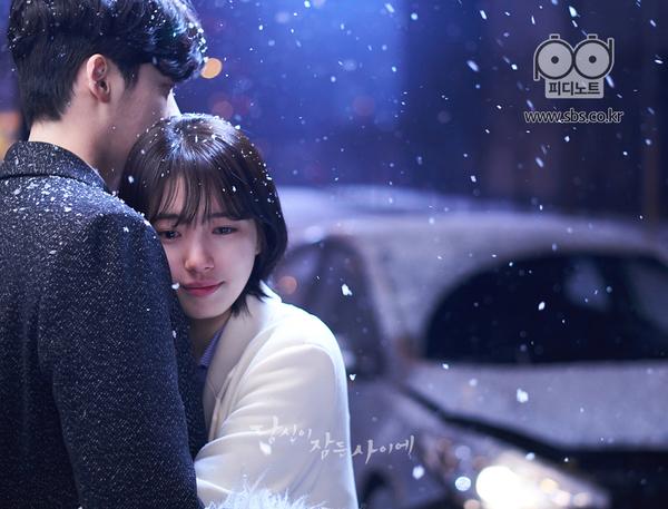 Suzy và Lee Jong Suk cứ tình tứ như vậy, bảo sao fan Khi nàng say giấc không phát mê - Ảnh 6.