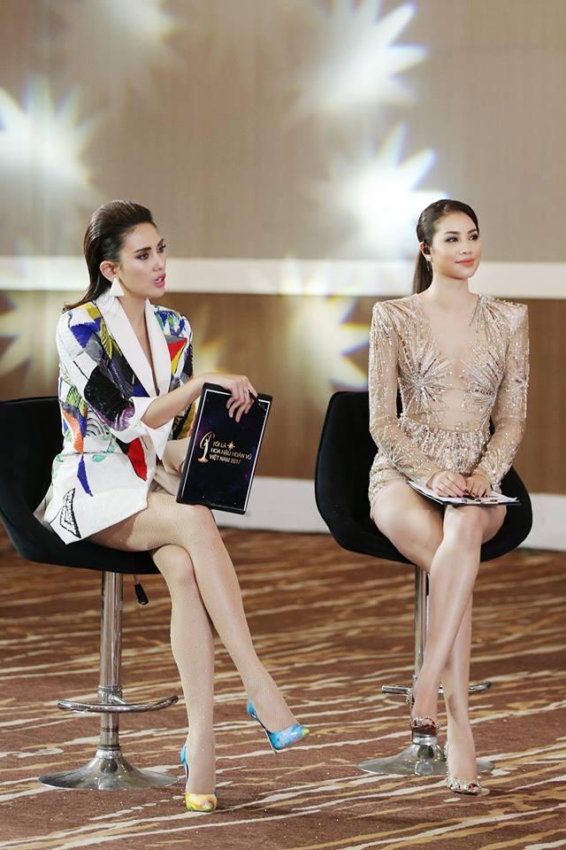 Siêu mẫu Võ Hoàng Yến nhận cơn mưa lời khen về màn catwalk thần sầu - Ảnh 3.