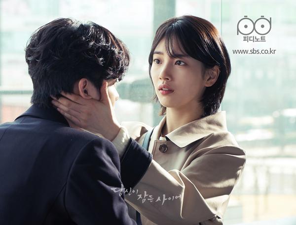 Suzy và Lee Jong Suk cứ tình tứ như vậy, bảo sao fan Khi nàng say giấc không phát mê - Ảnh 3.