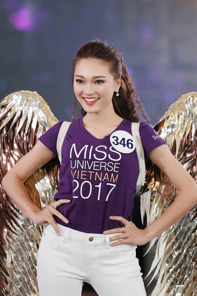 Ngắm nhan sắc người đẹp Hoa hậu Hoàn vũ Việt Nam 2017 bị mắng vì không trung thực - Ảnh 7.