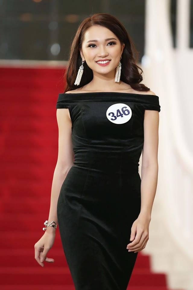 Ngắm nhan sắc người đẹp Hoa hậu Hoàn vũ Việt Nam 2017 bị mắng vì không trung thực - Ảnh 3.
