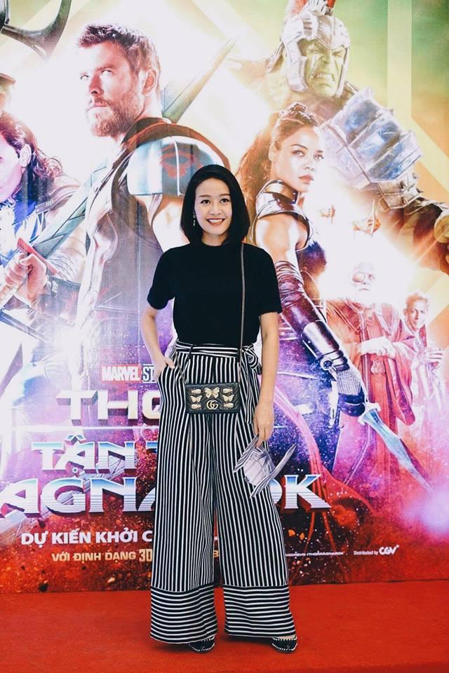 MC Phí Linh biến hóa với phong cách thời trang đa dạng và chất lừ - Ảnh 7.