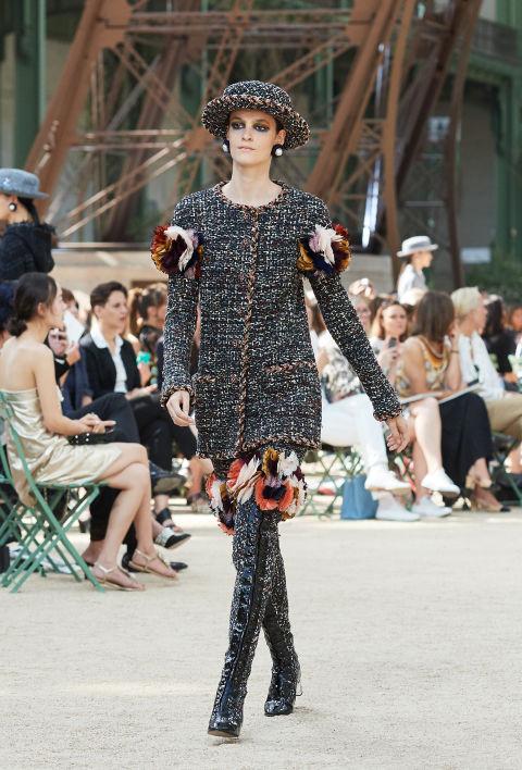 Chanel mang tháp Eiffel lên sàn diễn thời trang cao cấp - Ảnh 15.